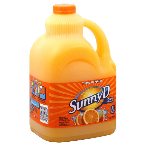Sunny D Wham Closeout Foods