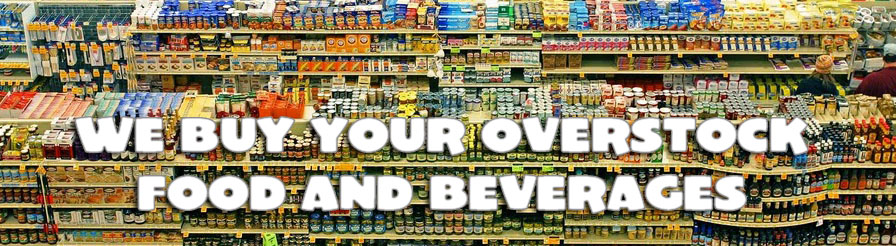 Wham Closeout Food Buyer | Food and Beverage Liquidation